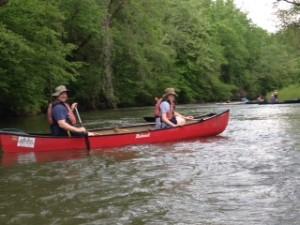 Summer Paddle along the Dan River @ Dan River Company | Danbury | North Carolina | United States