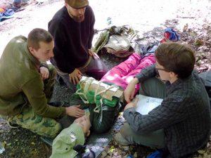 Wilderness First Aid Class @ High Point City Lake Park    Jamestown   North Carolina   United States